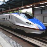 北陸新幹線開業!